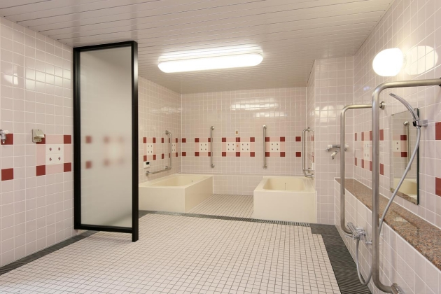 08個別浴室・機械浴室